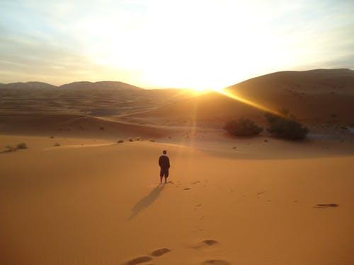 Blessings in the Desert