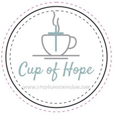 Cup of Hope Sticker