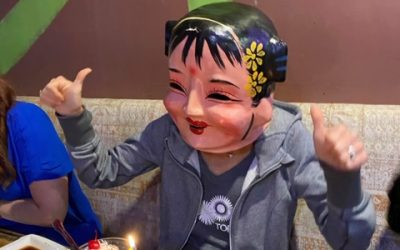 Coming of Age: Grief Lessons on A Birthday